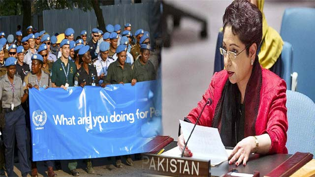 Pakistan Highlights Current Challenges to UN Peacekeeping