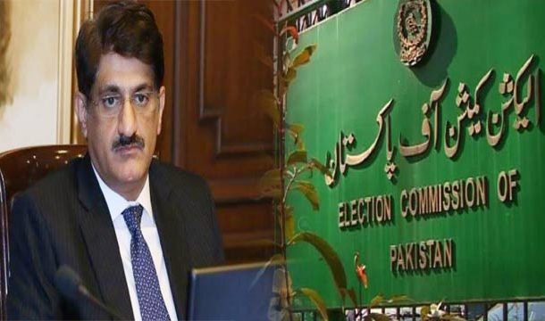 PTI to Move ECP Against CM Sindh