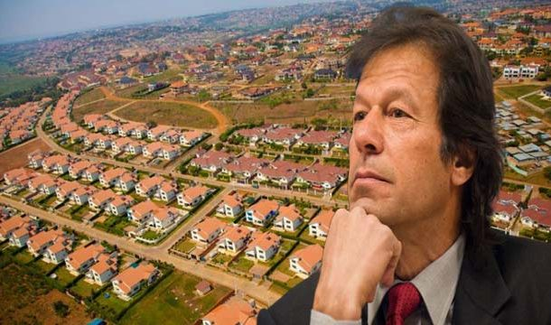 PM Imran to Lay Foundation Stone of Flagship Housing Project Today