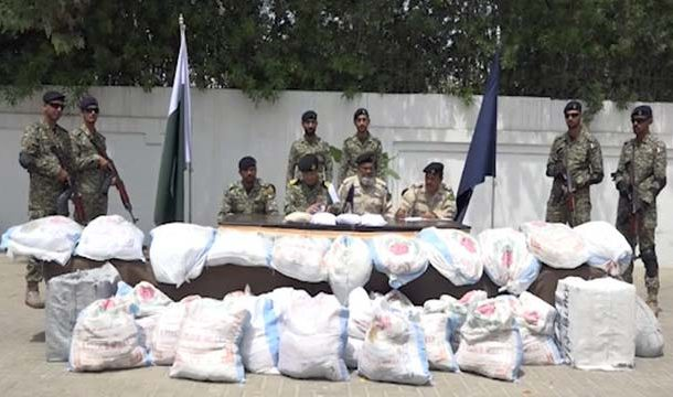 Pakistan Navy Foils Bid to Smuggle Narcotics Worth Rs300m