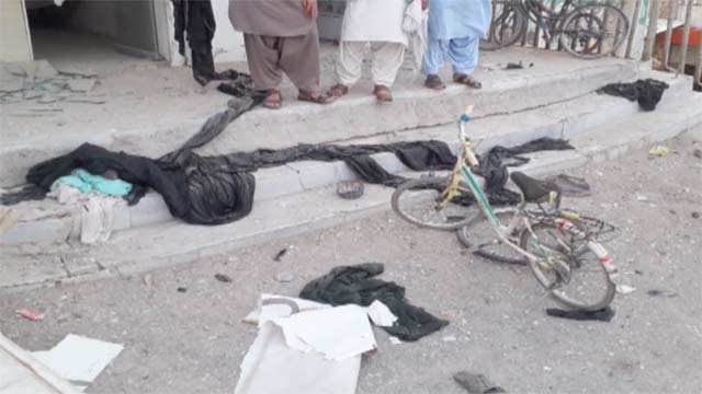 Quetta Blast Leaves Two Dead, Several Injured