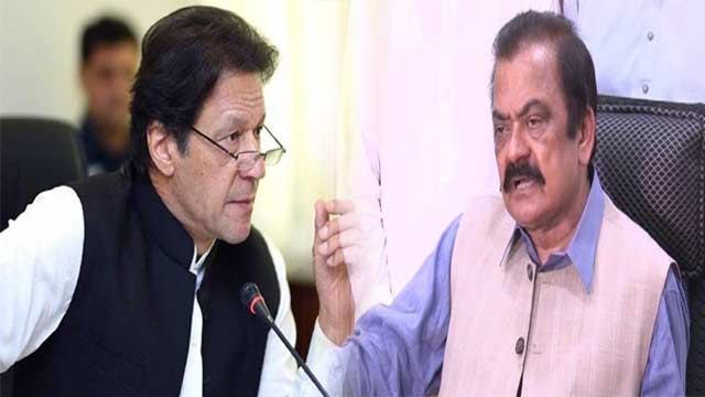 No Political Element Involved in Rana Sana's Arrest: PM Imran