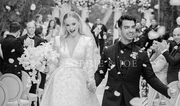 Joe Jonas and Sophie Turner Has Finally Tied the Knot Again In A Beautiful Wedding Ceremony