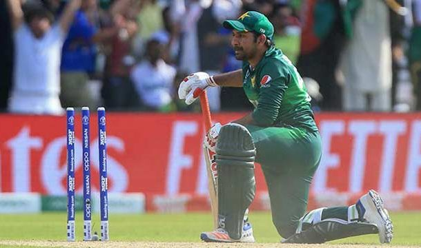 Pakistan's World Cup Journey Comes to An End