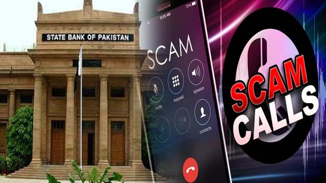 Don't Share Your Personal Information on Fake Calls, SBP Warns