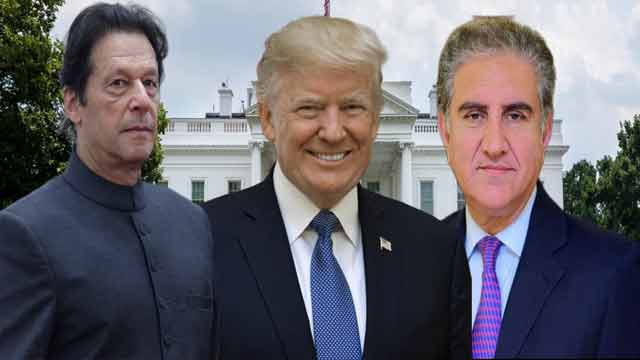 FM Shah Mehmood Qureshi Reaches US