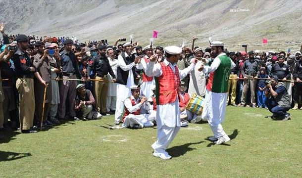 3-Day Shandur Polo Festival Begins In Chitral