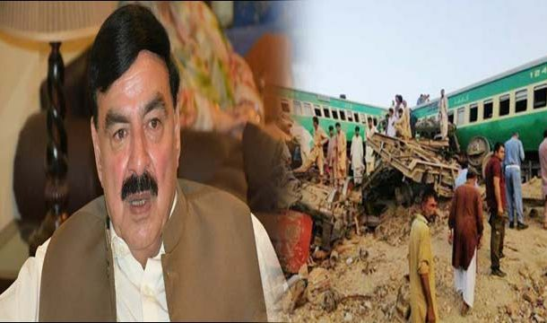 79 Train Accidents In 1 Year Exposes Sheikh Rasheed's Capability