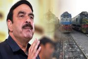 Sheikh Rashid and the Crisis in the Railways