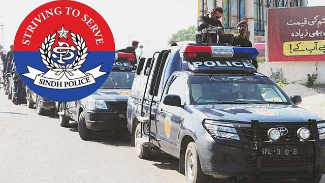 Sindh IGP Announces Reward for Police Team