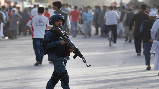 Suicide Bomber Killed 5 and 40 Wounded at Wedding Party in Eastern Afghanistan,