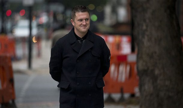 Far-Right Activist Tommy Robinson Found Guilty of Contempt of Court