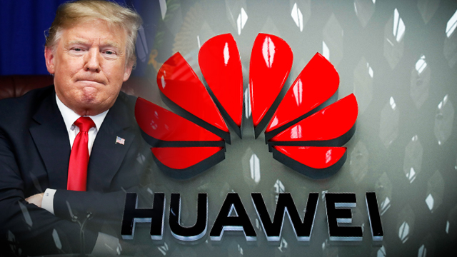 Relief from Huawei's Ban to Only Cover Widely Available Products.