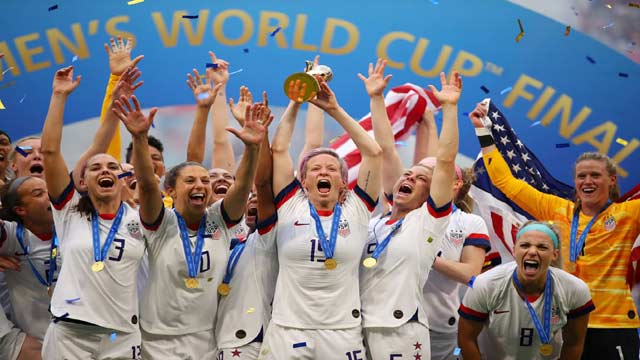 US Clinches FIFA Trophy For 4th Time