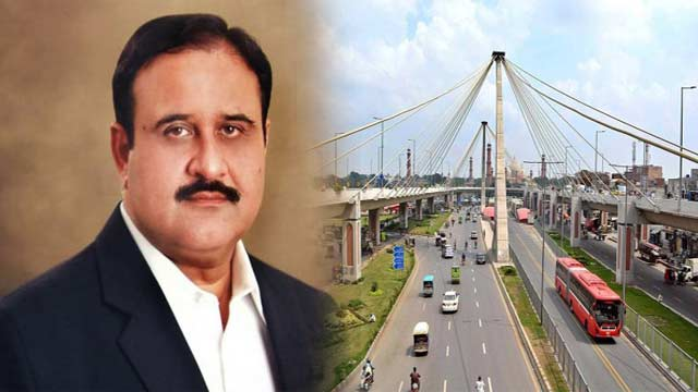 CM Buzdar Pays 'Protocol Free' Visit to Different Areas of Lahore