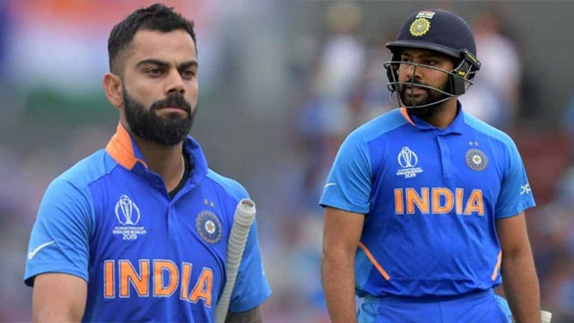 Kohli Denies Rift Rumours With Rohit Sharma