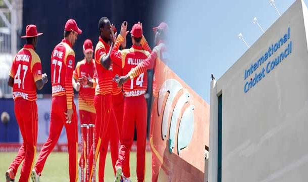 Why ICC Suspends Zimbabwe Cricket Board?