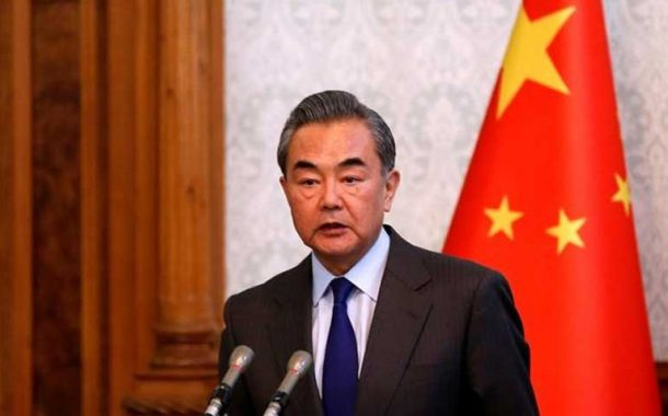 China Raises Kashmir Issue In Meeting With Indian FM