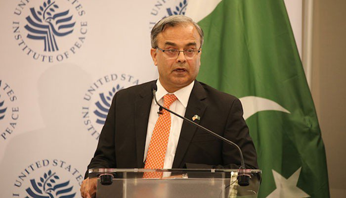 India's Actions in Kashmir Causing Regional Tensions: Ambassador Khan