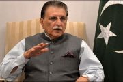 AJK PM Urges US to Play Role for Resolution of Kashmir Dispute