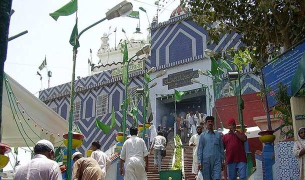 Urs of Abdullah Shah Ghazi Begins Today