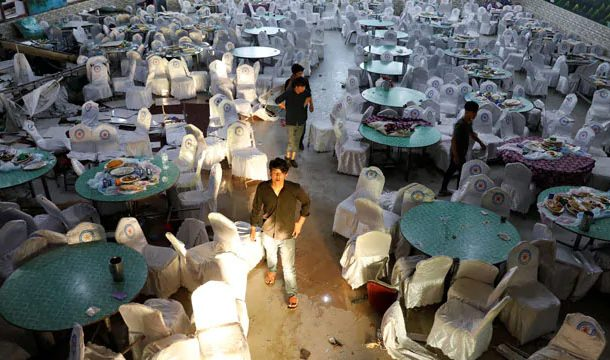 Afghan Wedding Blast Claims 80 Lives