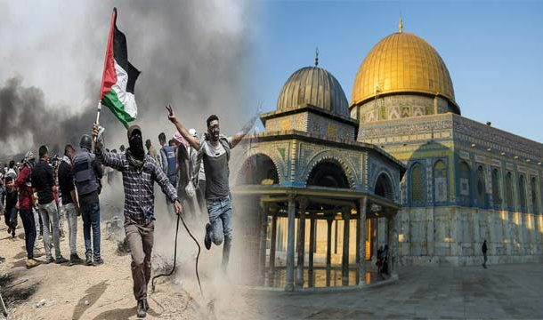 Palestine Warns of 'Religious War' Over Al-Aqsa Mosque's Status
