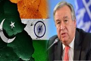 UN Chief Urge for Global Ceasefire Including at LoC