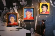 Art Exhibition of Michael Jackson Opens in Finland