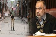 Asad Qaise Urges World to Help Resolve Kashmir Issue