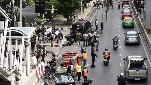 Bangkok: Thai Capital Hit By Six Bomb Blasts