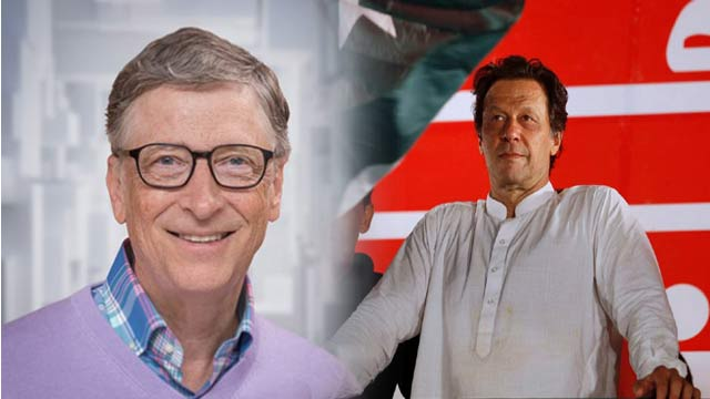 Bill Gates Pens Letter to PM Imran, Reaffirms Support to Eradicate Polio