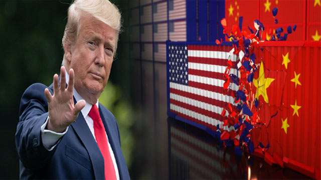 Trump Says China Trade Deal Went