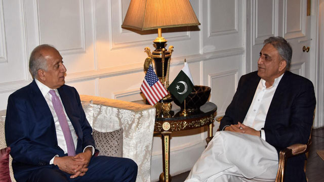 Pakistan Assures All Measures For Durable Peace in Afghanistan