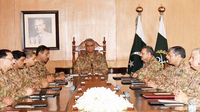 Kashmir Tensions: Army Chief to Chair Corps Commanders Conference Today