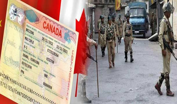 Canada Denies Visas to Indian Army Officials Over Kashmir Crisis
