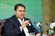 Chaudhry Fawad Urged Pakistani Professionals to Help in S&T Advancement
