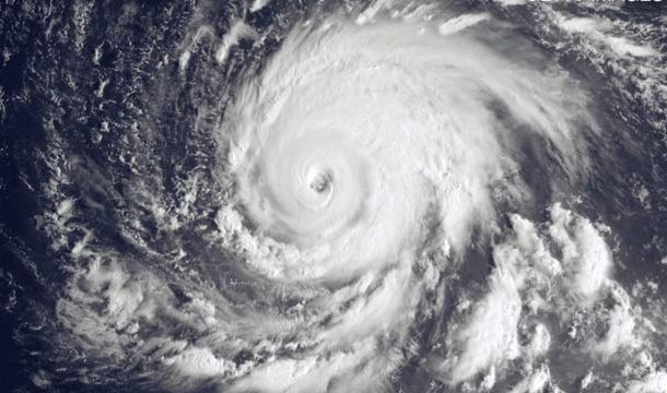 China's Coast Braces for Strong Typhoon Lekima