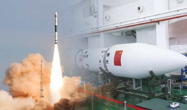 Chinese Research Satellites Launched on Board, Successfully Reached the Orbit