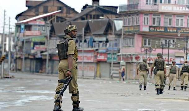 Curfew, Communication Blackout Enters Fifth Day in IOK