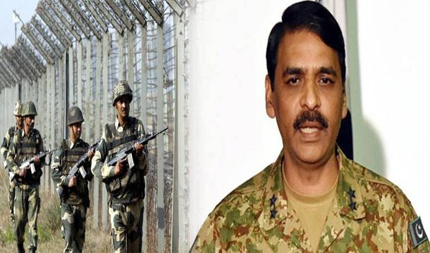 Pakistan Fully Capable to Thwart Any Indian Agression: DG ISPR