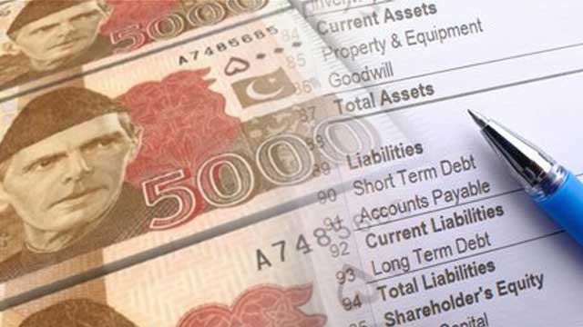 Pakistan's Total Debt and Liabilities Stands at Record Rs 40,214 Billion