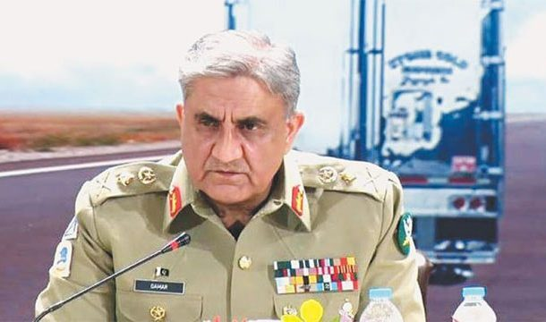 Sacrificing Life For Country's Defence Is Highest Sacrifice: COAS