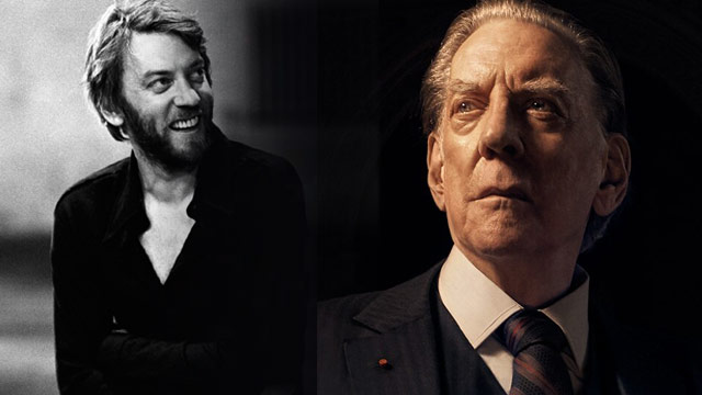 Donald Sutherland will Receive Honorary Award in Spain