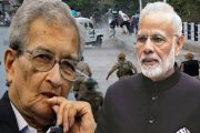 Indian Nobel Laureate Grills Modi Govt. Over Kashmir Move