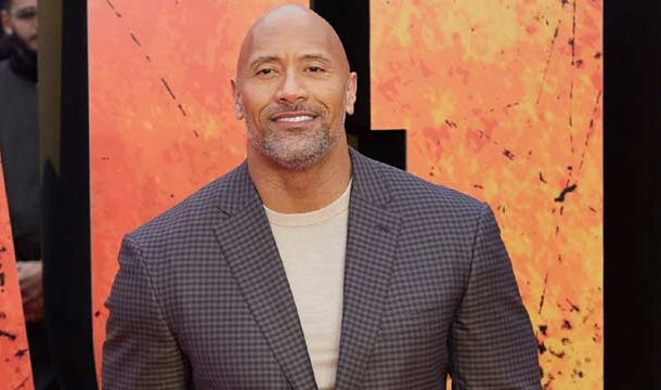 Dwayne Johnson and His Family are Infected with the Corona Virus
