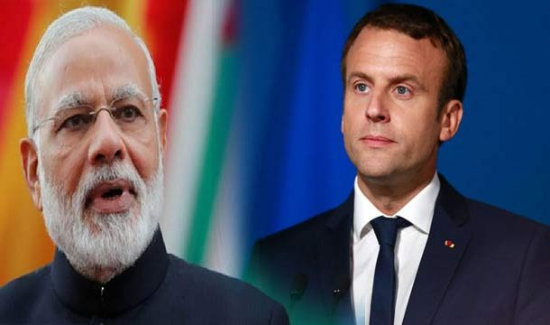 French President to Discuss Kashmir Tensions With Modi