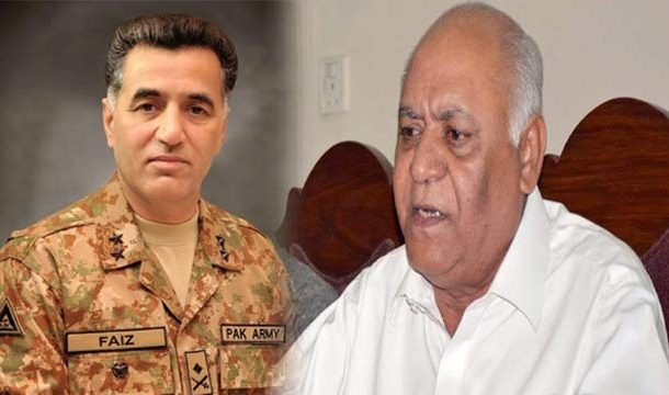 Hasil Bizenjo To Face Court Over Remarks Against DG ISI