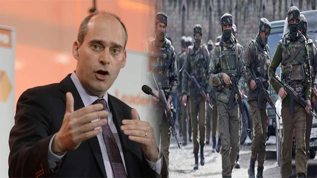Canada's NDP expresses Serious Concern Over Deteriorating Situation in IOK