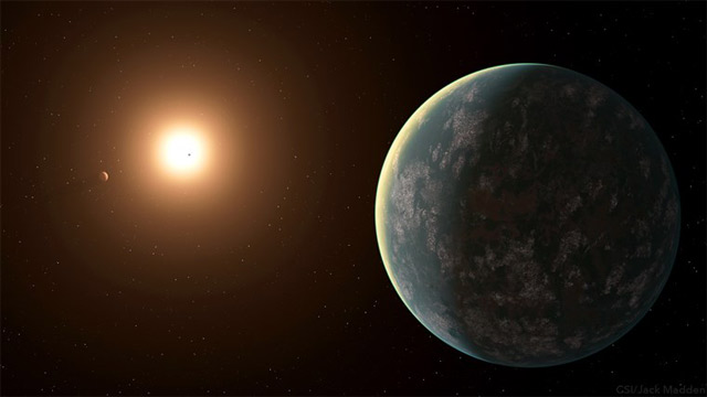 Habitable Planet Found by International Astronomers Team
